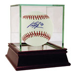 Curtis Granderson Autographed MLB Baseball (MLB Auth)